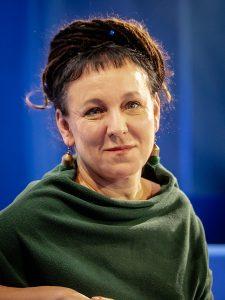 Noblistki Olga Tokarczuk