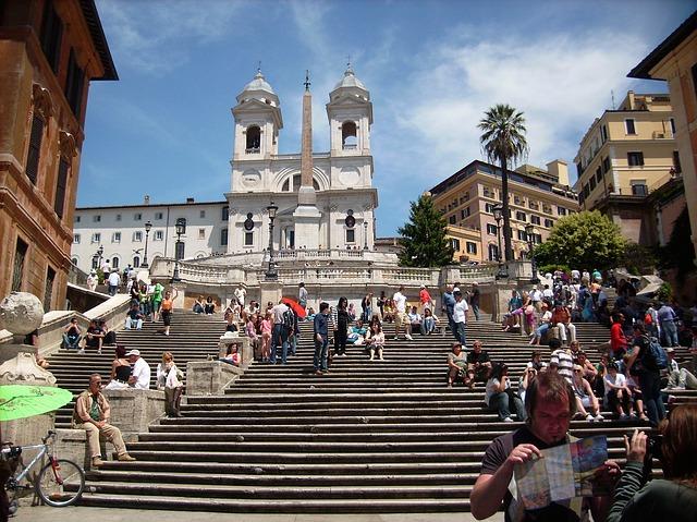 Hiszpańskie schody