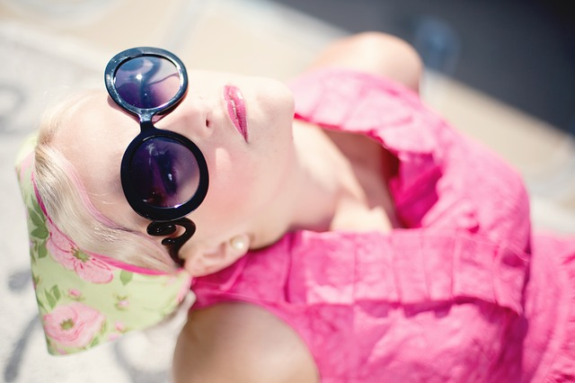 Letnie okulary