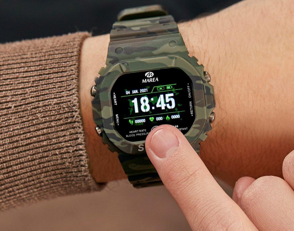 Marea - inteligentne zegarki