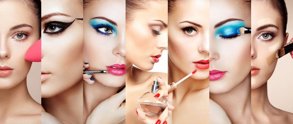 makijaż na spotkanie online