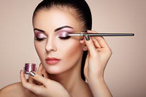 makijaż na spotkanie