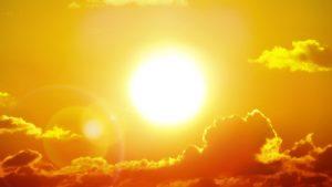słoneczny udar cieplny
