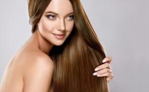 włosy cieniowane
