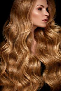 botoksu włosów