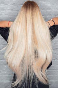 botox włosów