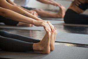 stretching statyczny