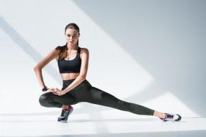 stretching dynamiczny