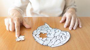 chorobą alzheimera