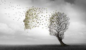 chorobę alzheimera
